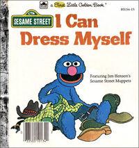 I can dress myself