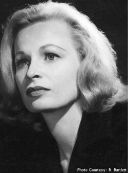 Bonnie Bartlett actress