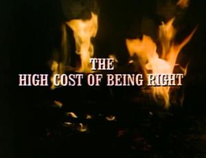 Title.highcostofbeingright