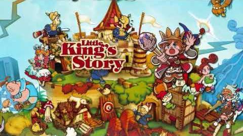 Little King's Story Soundtrack--King T.V