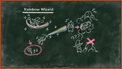 Rainbow Wizard Info