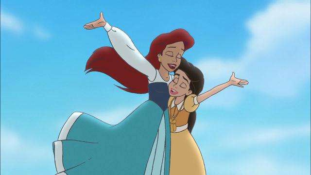 File:Ariel and Melody singing.jpeg