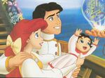 Ariel eric and melody