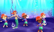 The Little Mermaid DS - DMW2 04