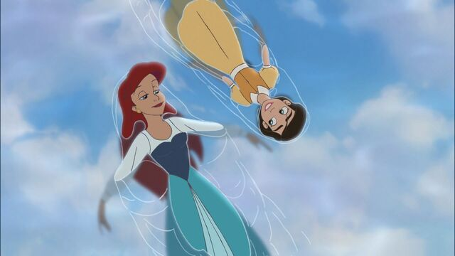 File:Ariel & Melody swimming.jpg