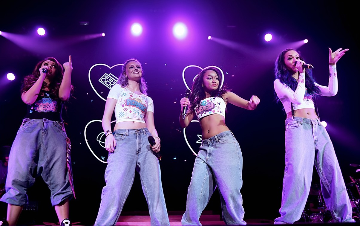 Image result for little mix dna tour