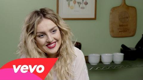 Little Mix - Get To Know Perrie (VEVO LIFT) Brought To You By McDonald's