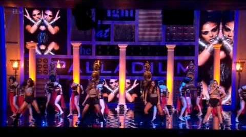 Little Mix - Live at the London Palladium - Salute