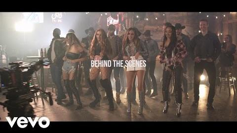 Little Mix - No More Sad Songs (Behind the Scenes) ft