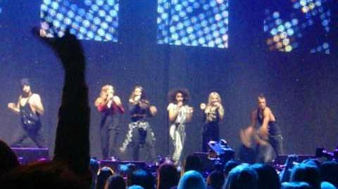 'Little Mix' - Metro Radio Live Newcastle
