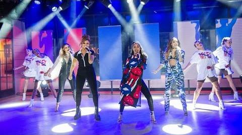Little Mix 'Shout Out to My Ex' Live On TODAY - Dec 2016
