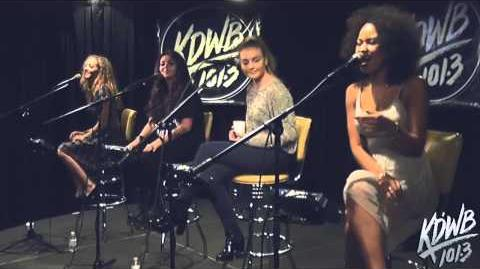 Little Mix 'Wings' Live in the KDWB Skyroom