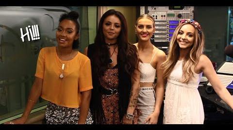 Little Mix Take Over Radio Disney