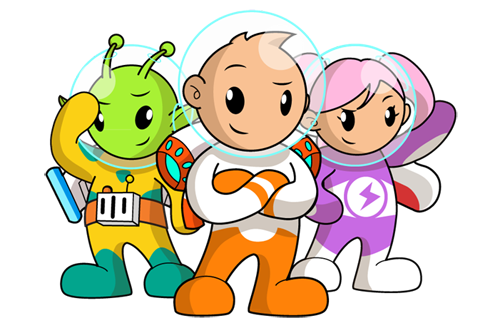 File:Little-Space-Heroes-Team-Smaller original.png
