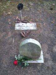LMA's grave