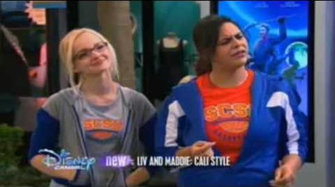 Liv And Maddie- Cali Style - Tiny House-A-Rooney - Promo