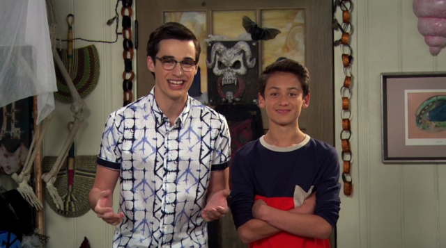 File:Joey & Parker (4x03).png