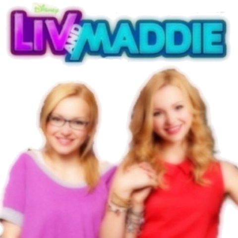 File:Liv and Maddie Transparent.png