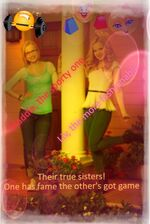 Liv and Maddie fan art by Junatina