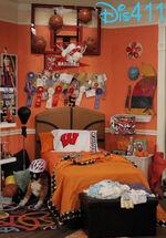 Maddie's bed
