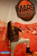 Val Wishart - Queen of Mars