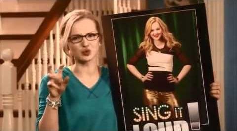 File:Maddie with Sing it Loud poster.jpg