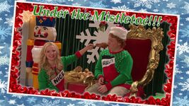 Liv and Artie Christmas Photos Joy To-A-Rooney 7