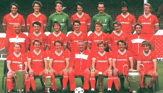 1984 85 season liverpool fc wiki fandom powered by wikia for League two table 1984 85