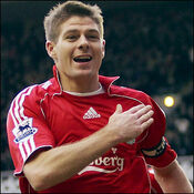 2. Steven Gerrard