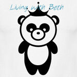 Living with beth app logo