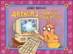 Living Books - Titles-Arthur's Computer Adventure.