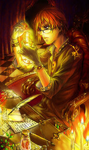 The Alchemist by yuumei