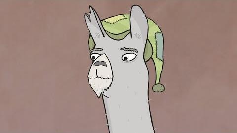 Llamas with Hats 12
