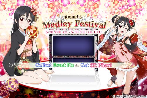 Medley Festival Round 5 EventSplash