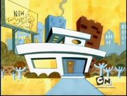 Mandy's house