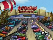 Supervillains Supermarket & Deli