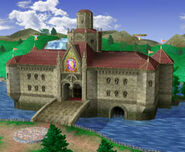Princess Peach Toadstool's Castle