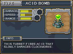 Acid bomb preview