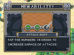 Buff attack