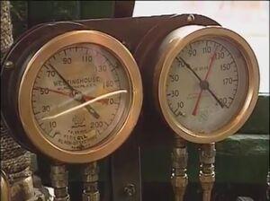 Brake gauges