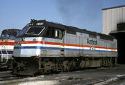 Amtrak F69PHAC
