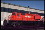CP SD40-2 With Radiator Shield