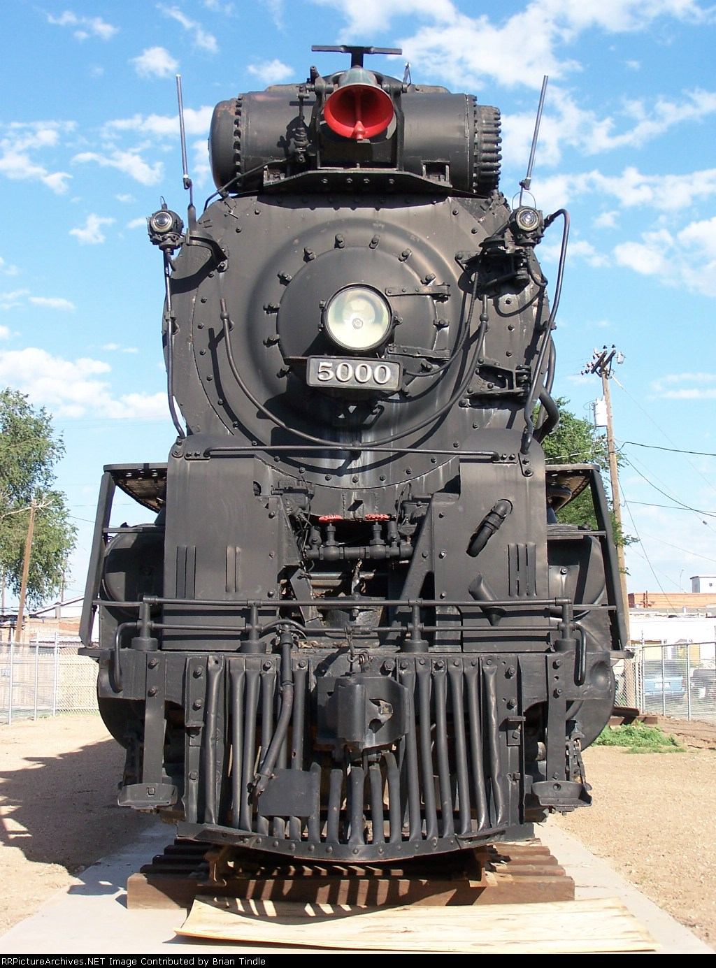Electro Motive Diesel >> AT&SF No. 5000 | Locomotive Wiki | Fandom powered by Wikia