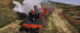 Hogwarts Express (Philosopher's Stone) v2