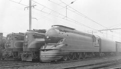 PRR K4s GG1 Streamlined