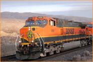 BNSF 999