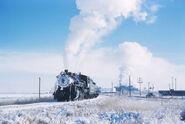 Great Western 93 - Dec 14 1958 - 2 10 0 No 90 @ Johnston COLO-L