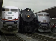 3751 with 2 Amtrak P42DC