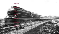 PRR K4s Sunbury Streamlined