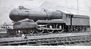 GWR King Henry VII left 2/4 view